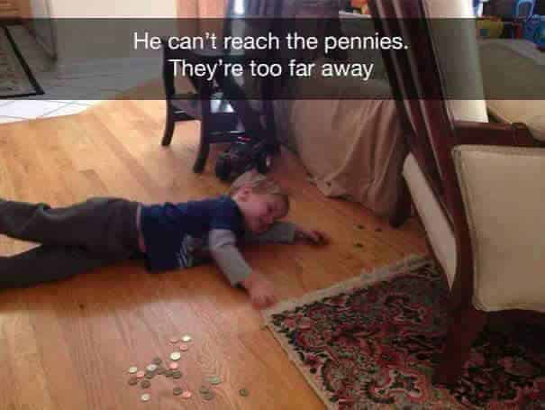 Funny Pennies